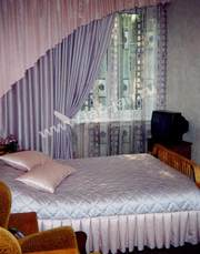 Профессиональный пошив штор и портьеров